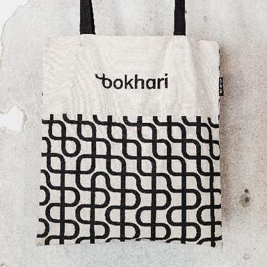 Bokhari visual identity