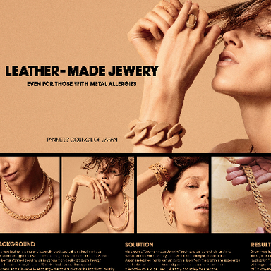 Leather-made Jewelry