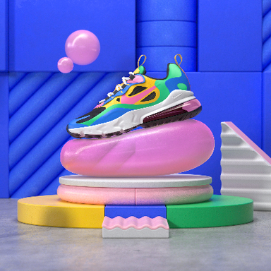 Nike - Gumball Pack