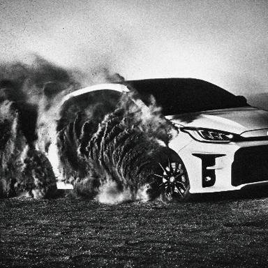BORN FROM WRC GR YARIS