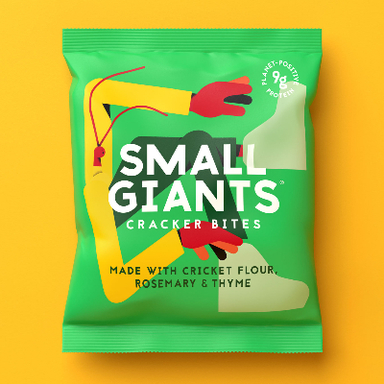 Small Giants - Little Critters, Big Mission.