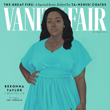 BREONNA TAYLOR COVER