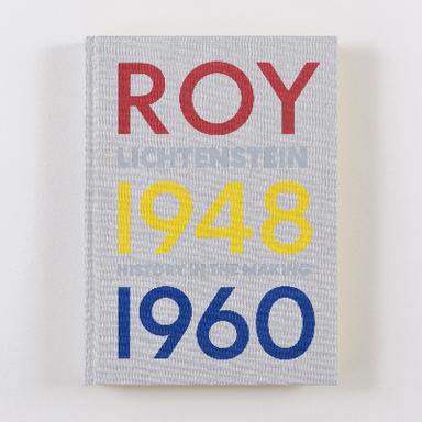 Roy Lichtenstein: History in the Making, 1948–1960