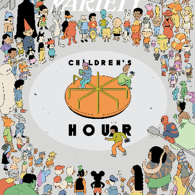 Children's Hour Cover (January 27, 2021)