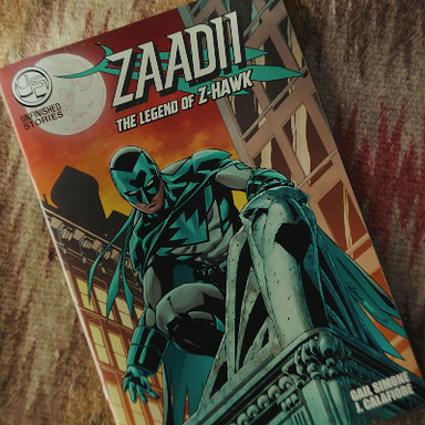 Zaadii's Unfinished Story