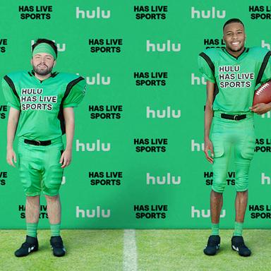 Hulu Has Live Sports: The Deepfake