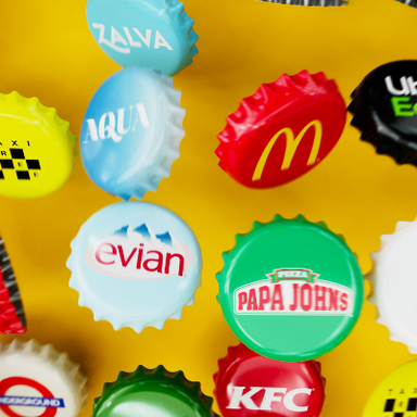 The Beer Cap Project.