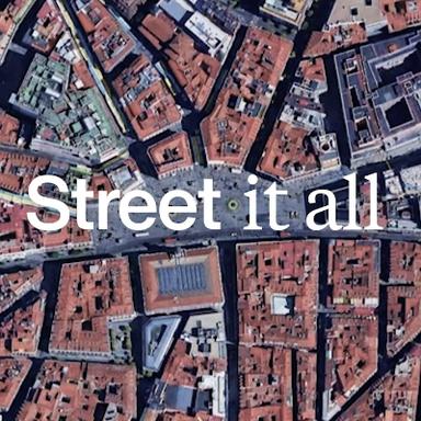 STREET IT ALL