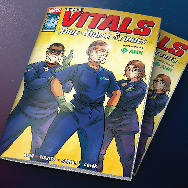 The Vitals: True Nurse Stories
