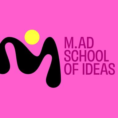 M.AD School of Ideas Brand Identity