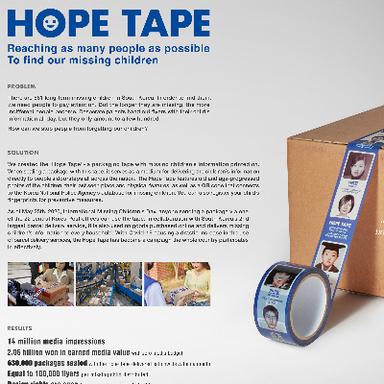 HOPE TAPE