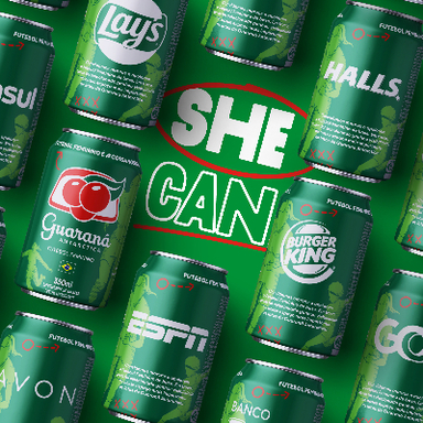 She Can