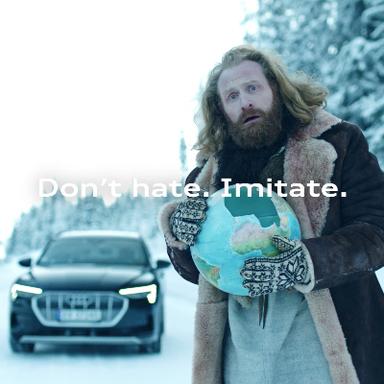 Don't Hate. Imitate. - The Super Bowl Clapback