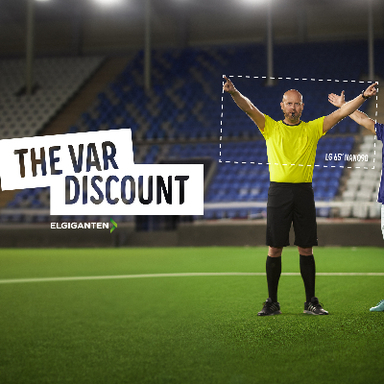 VAR Discount