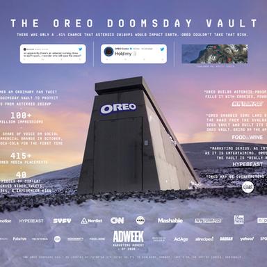 The OREO Doomsday Vault