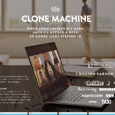 Clone Machine