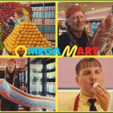 Omega Mart Grand Opening