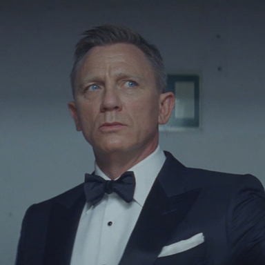 Daniel Craig vs James Bond