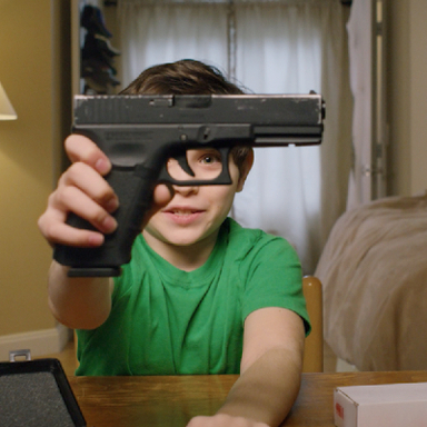 Gun Unboxing