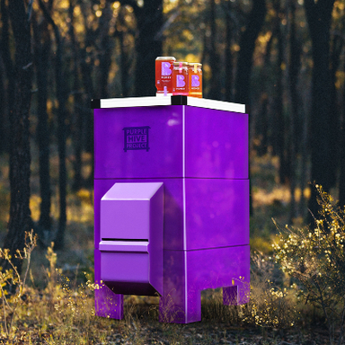 The Purple Hive Project
