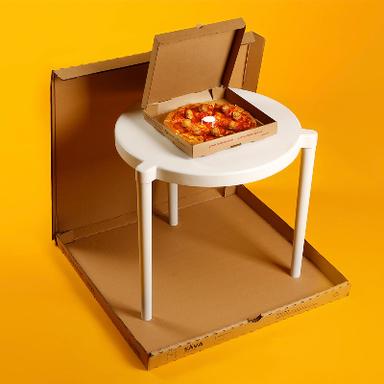 Pizza Hut x IKEA SÄVA