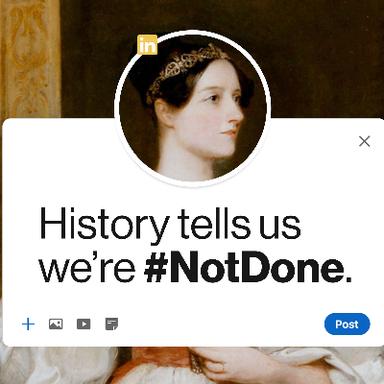 #NotDone