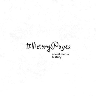 #VictoryPages: Social Media History
