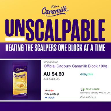 Unscalpable