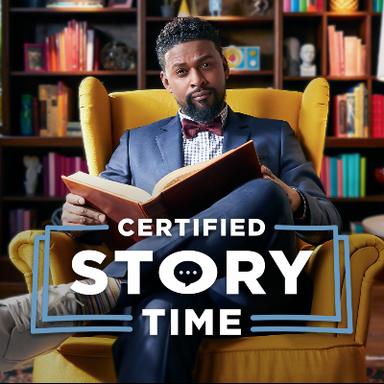 Certified Story Time- Hidden Camera Hunt