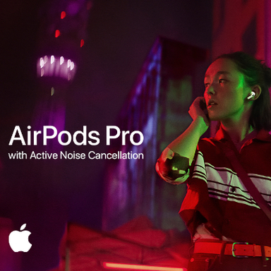AirPods Pro—Snap