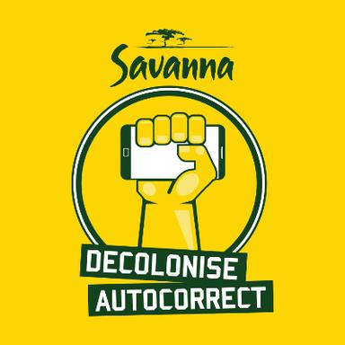 #DecoloniseAutocorrect