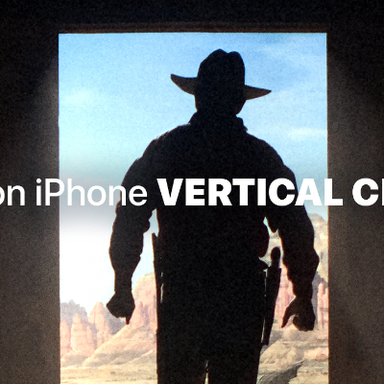 Shot on iPhone by Damien Chazelle–Vertical Cinema