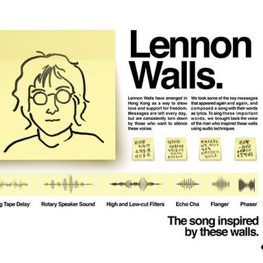 LENNON WALLS