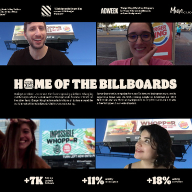 Home of the Billboards