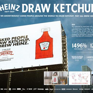 Draw Ketchup