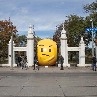 Emoji Installation