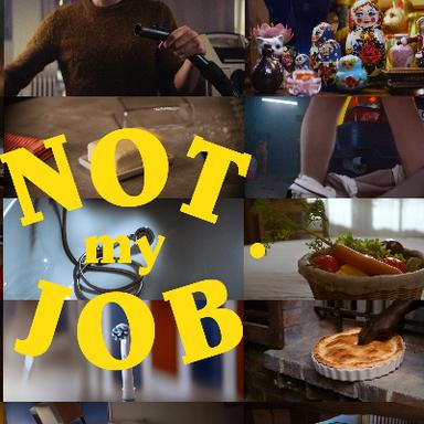 Not my job case