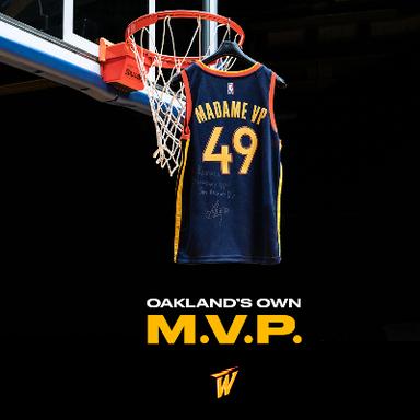 Oakland's Own M.V.P.