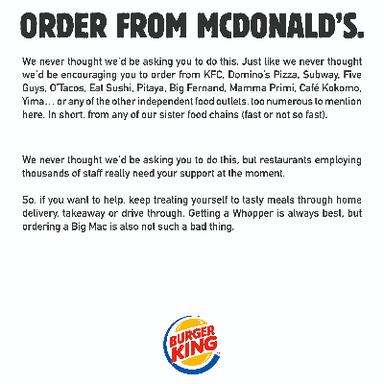 Burger King & Friends