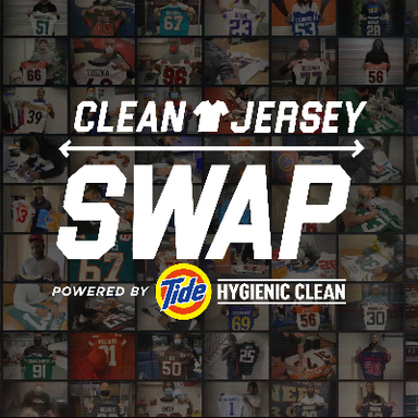 The Clean Jersey Swap