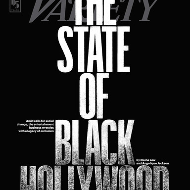The State of Black Hollywood Cover