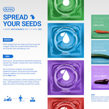 Spread Your Seeds