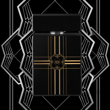 The Great Gatsby 100th Anniversary Gift Set Design