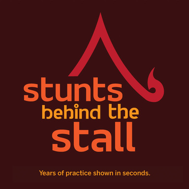 Stunts Behind The Stall