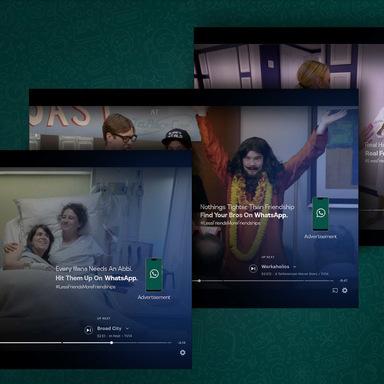 Have Less Friends Hulu Ads