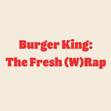 The Fresh (W)Rap
