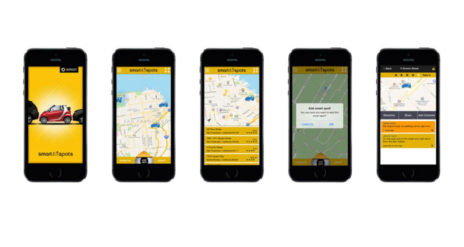 smart spots app