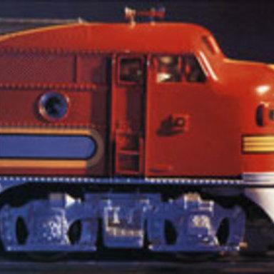 Allied Model Trains