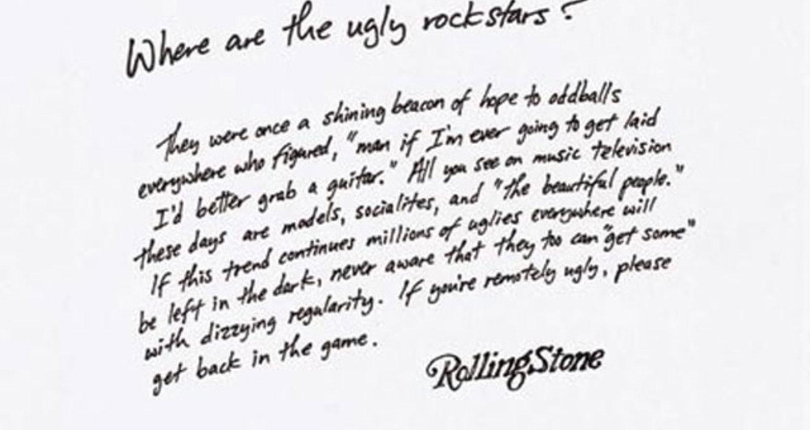 Ugly Rockstars, Live Fast Die a Senior Citizen, 666 Petalicious