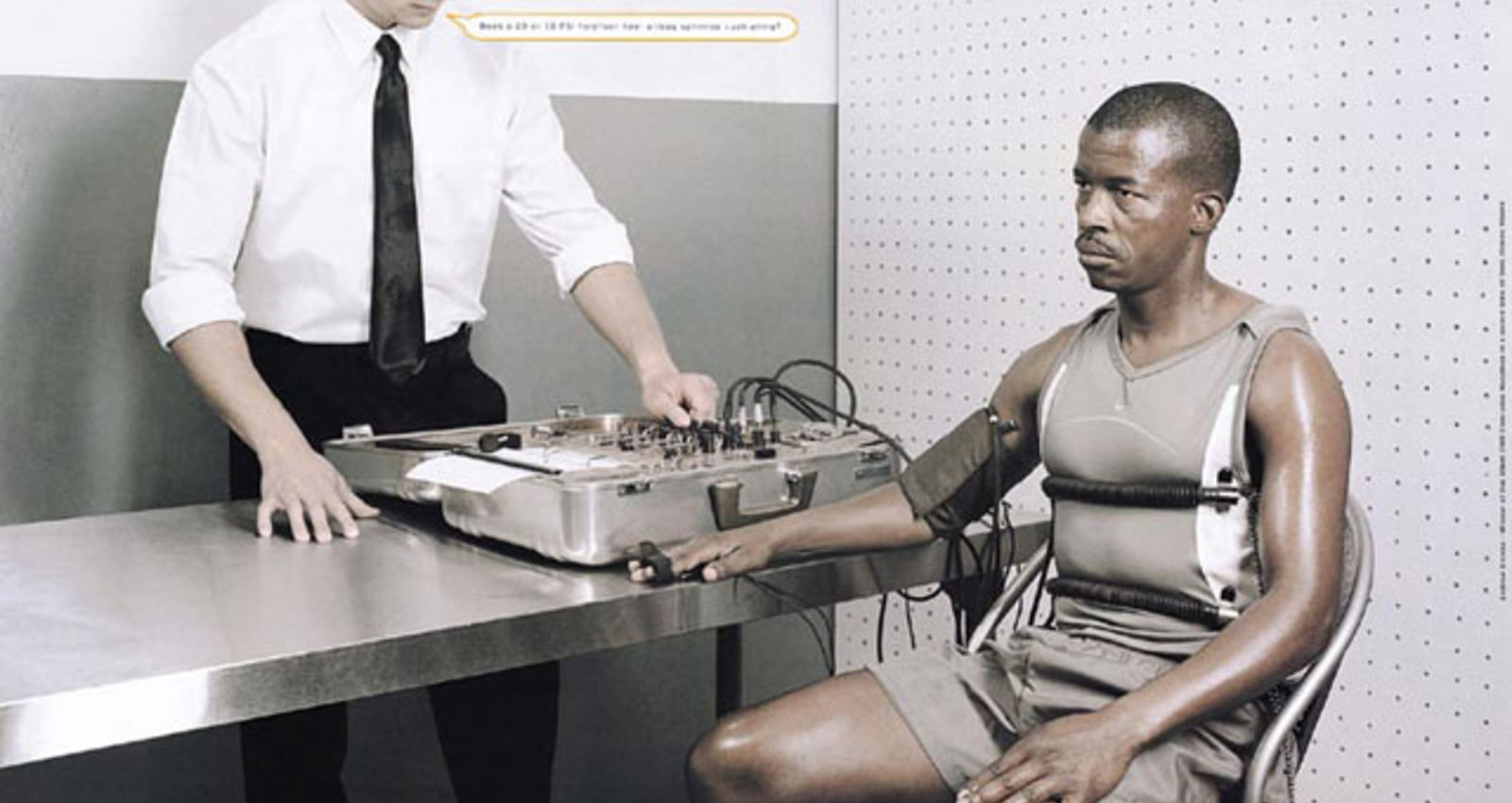 Lie Detector Test, Enquiry, Interrogation